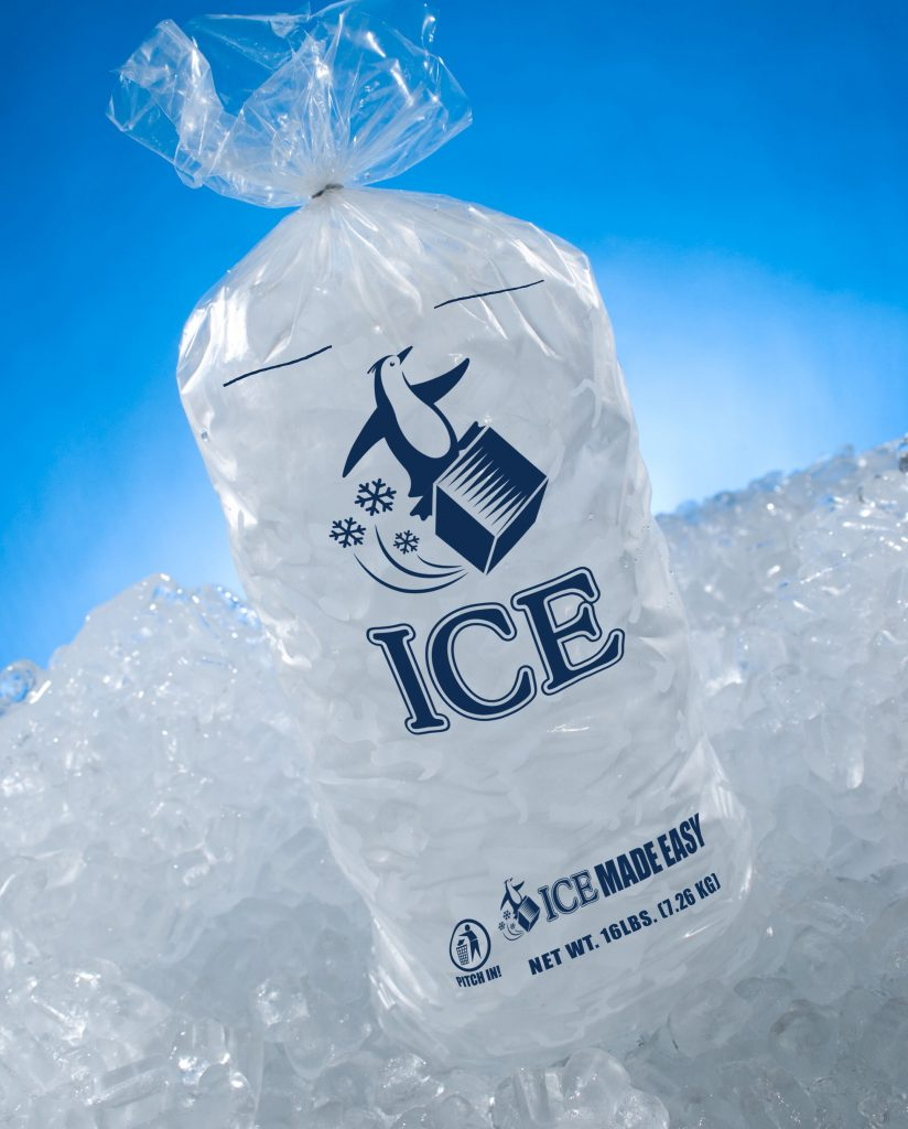 16  Ice Made Easy Bags