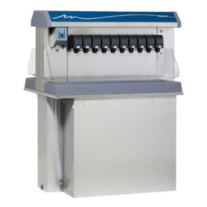 Ice Bagging and Dispensing Systems
